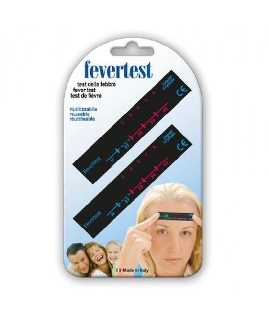 Termometru banda frunte Fevertest