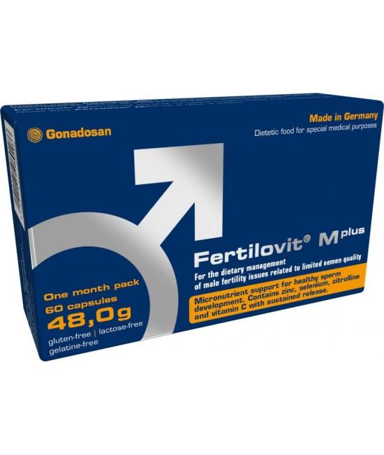 Fertilovit M Plus, 60 capsule