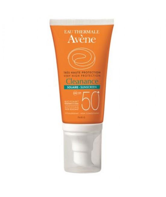 AVENE CLEANANCE EMULSIE SPF 50, 50 ML