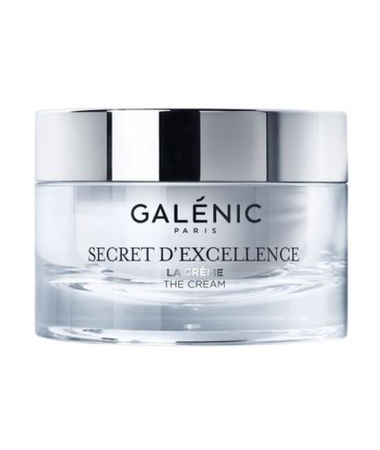 Galenic secret d'excellence crema 50 ml + Galenic pur demachiant 2 in 1 Cadou