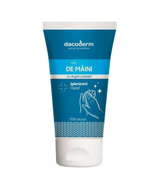 Dacia Plant Gel de maini igienizant Dacoderm, 75 ml