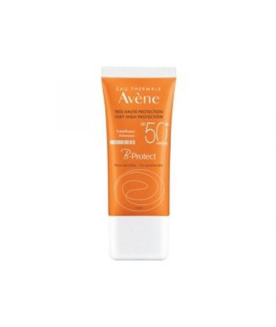 AVENE B PROTECT CREMA PROTECTIE SOLARA SPF 50+, 30 ML