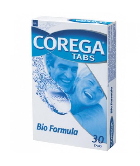 COREGA TABS BIO X 30 TABLETE