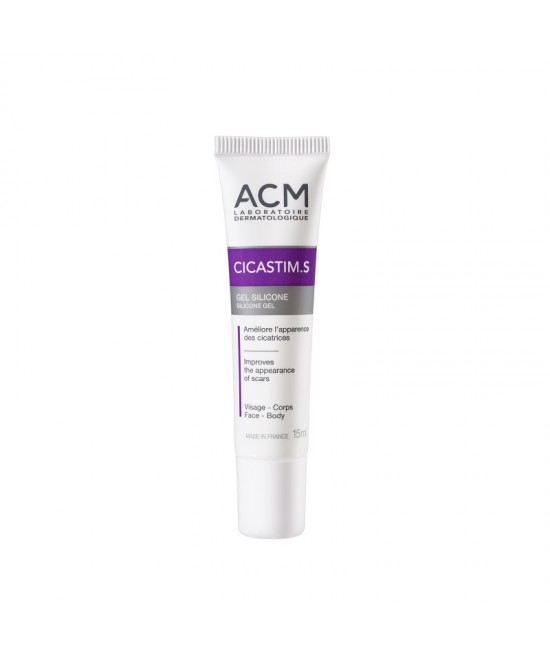 ACM CICASTIM S GEL SILICON 15ML