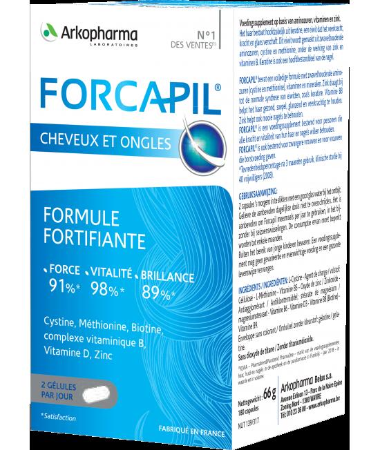 FORCAPIL X 180 CAPSULE