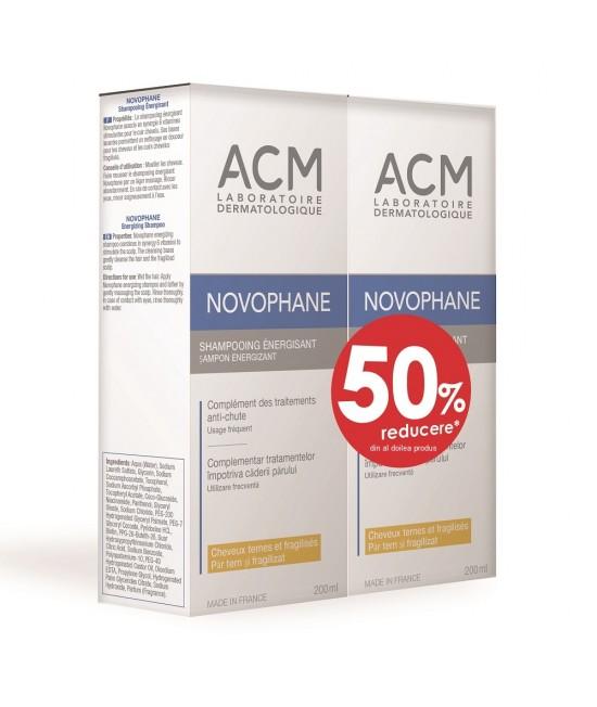 ACM NOVOPHANE SAMPON ENERGIZANT 200ML, 1+50% DIN AL DOILEA