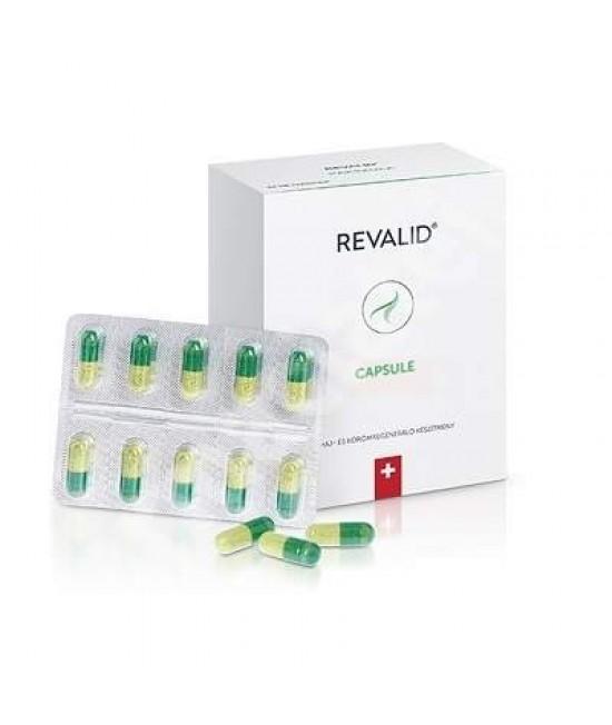 Revalid tratament,  30 capsule