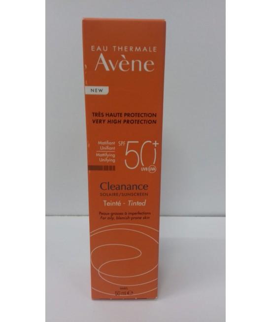 AVENE CLEANANCE NUANTATOARE SPF50+ 50ML