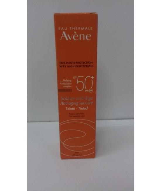 AVENE CREMA ANTI-AGE NUANTATOARE SPF50+, 50ML