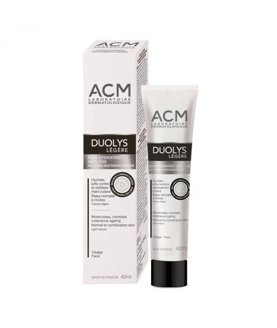 Acm Duolys Crema hidratanta antiage Legere, 40 ml