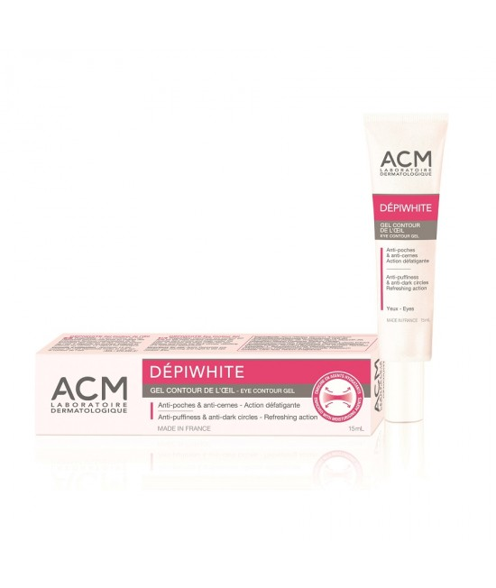 ACM DEPIWHITE EYE GEL CONTUR, 15ML