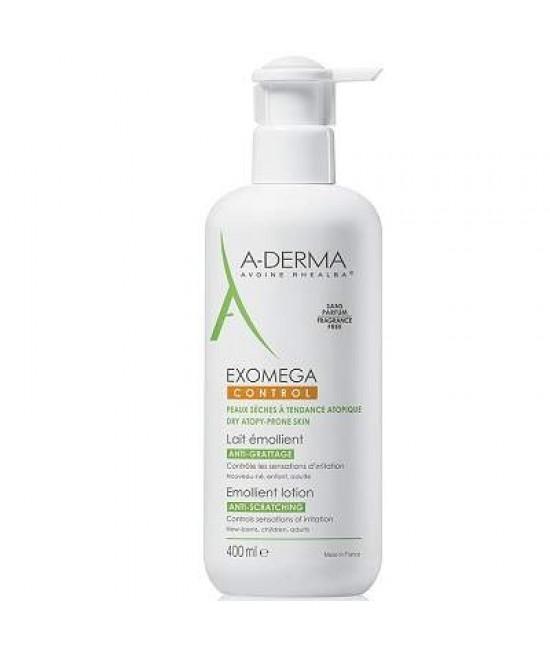 ADERMA EXOMEGA CONTROL LAPTE, 400 ML