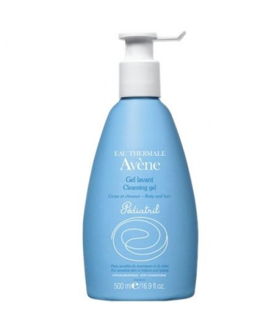 AVENE PEDIATRIL GEL SPUMANT, 500 ML