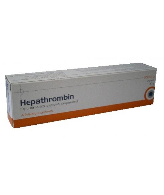 HEPATHROMBIN 500 UI/g x 1 UNGUENT 500 UI/g