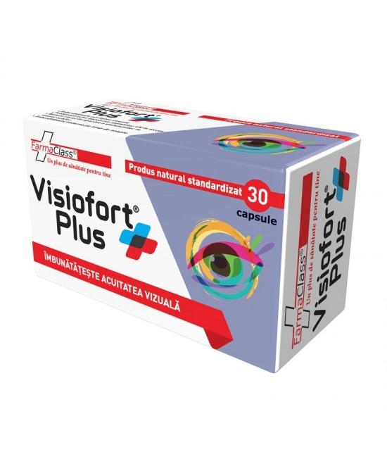 Visiofort Plus, 30 capsule