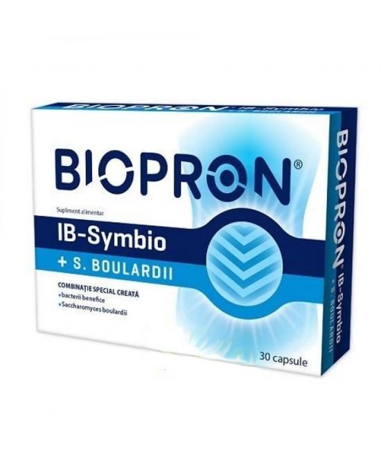 BIOPRON IB-SYMBIO + S. BOULARDII 30 CPS