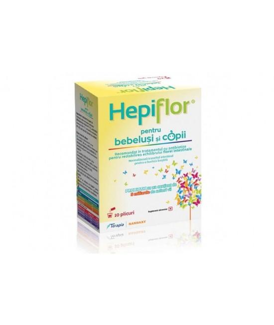 HEPIFLOR 2G x10 PLICURI