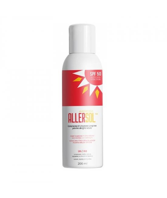 Allersol spray SPF 50, 200 ml