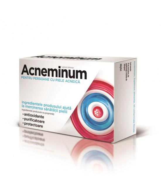 Acneminum, 30 comprimate filmate