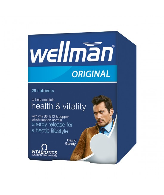 Wellman, 30 tablete