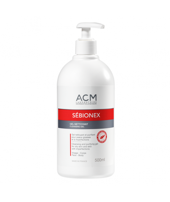 ACM SEBIONEX GEL DE CURATARE, 200ML