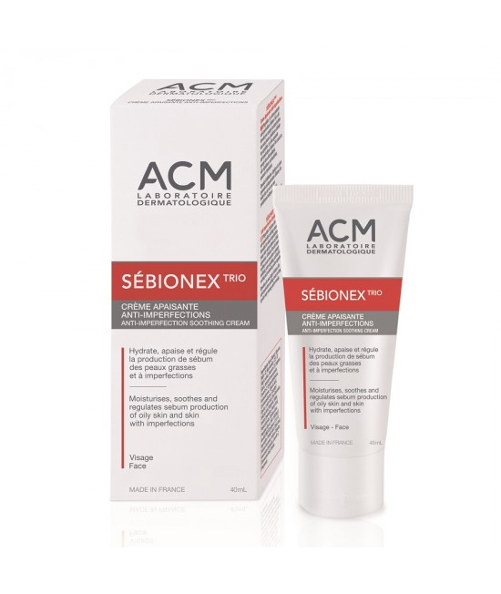 ACM SEBIONEX TRIO CREMA ANTIACNEE 40ML