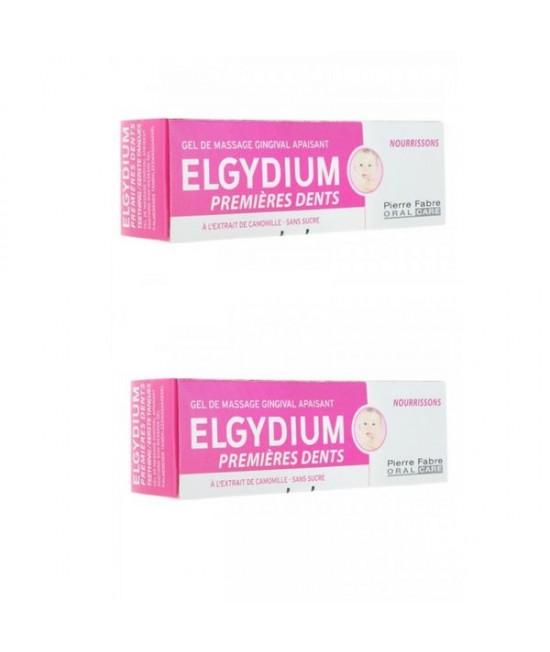 Pfoc Elgydium eruptii dentare 15 ml 1 +60% reducere din al doilea