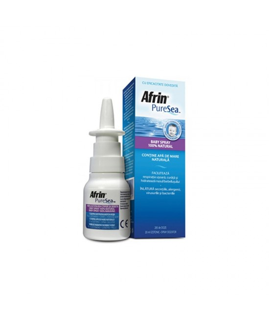 AFRIN PURE SEA ISOTONIC, 20 ML SPRAY