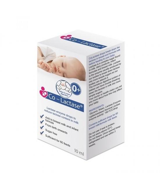 Co-Lactase picături pentru sugari, 10 ml