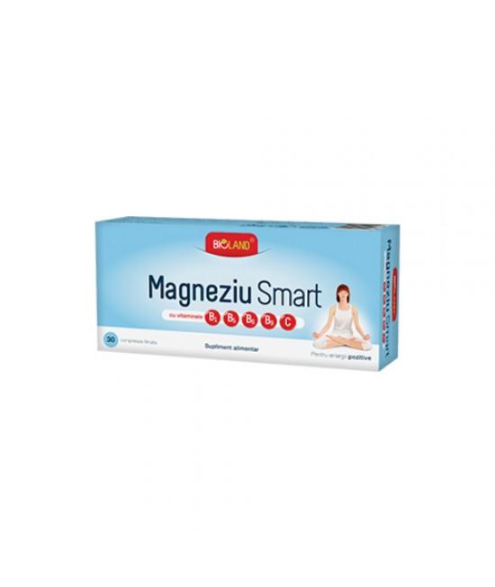 BIOLAND MAGNEZIU SMART, 30 CAPSULE