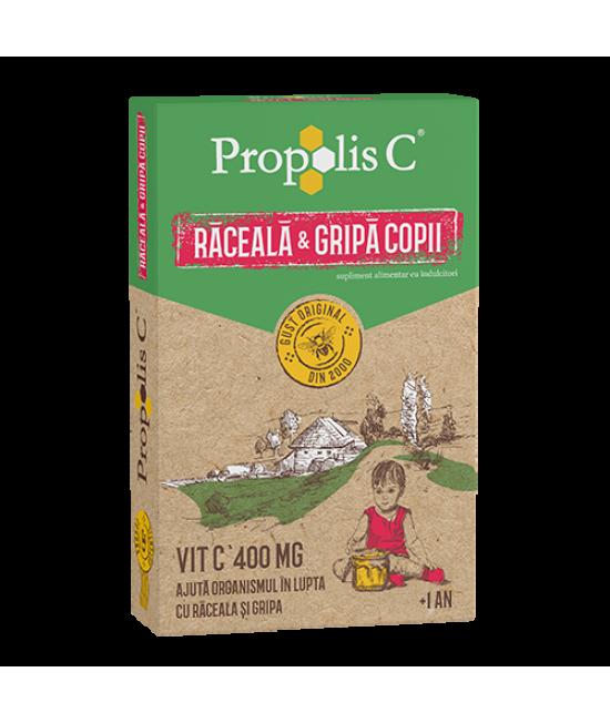 Propolis C Raceala si Gripa Copii, 8 plicuri