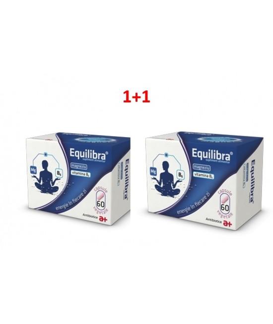 EQUILIBRA 60CPS 1+1 GRATIS