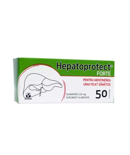 HEPATOPROTECT FORTE, 50 CAPSULE