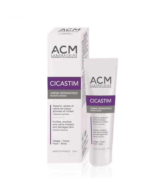 ACM CICASTIM CREMA REPARATOARE CICATRIZANTA, 20ML
